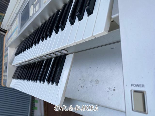 エレクトーンELS-01C電源スイッチ