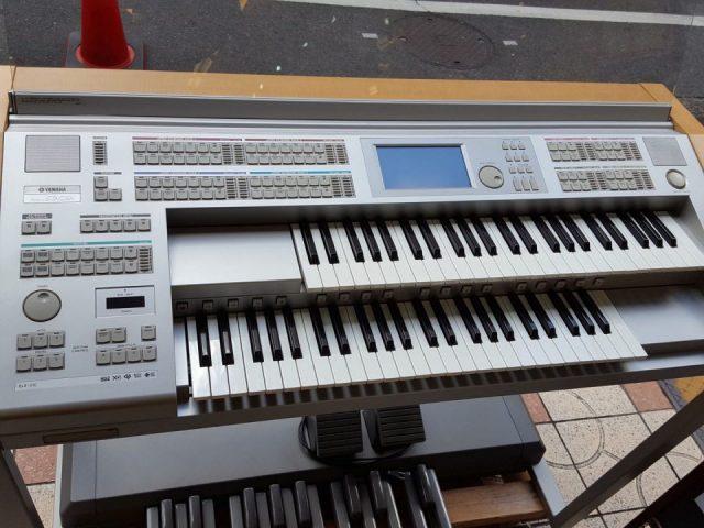 Yamaha els-01cエレクトーン買取入荷