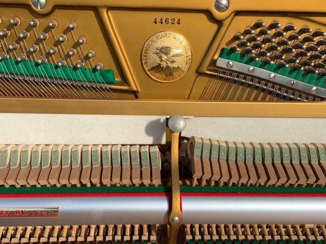 大阪府岸和田市で中古ピアノ買取STEINRICH(スタインリッヒ)S20入荷紹介
