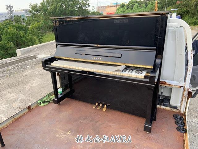 中古ピアノヤマハU3H買取