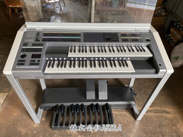 日本中古雅馬哈電子琴 ELECTONE STAGEA ELS-02C 正面圖片