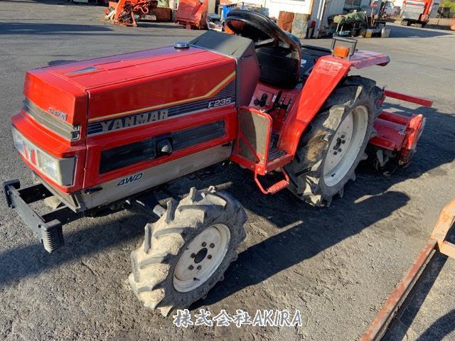 中古 トラクター 買取 ヤンマー 中古 トラクター f235 入荷紹介