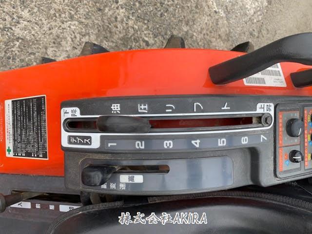 トラクター 買取大阪和泉倉庫入荷 日の本CX16 中古販売