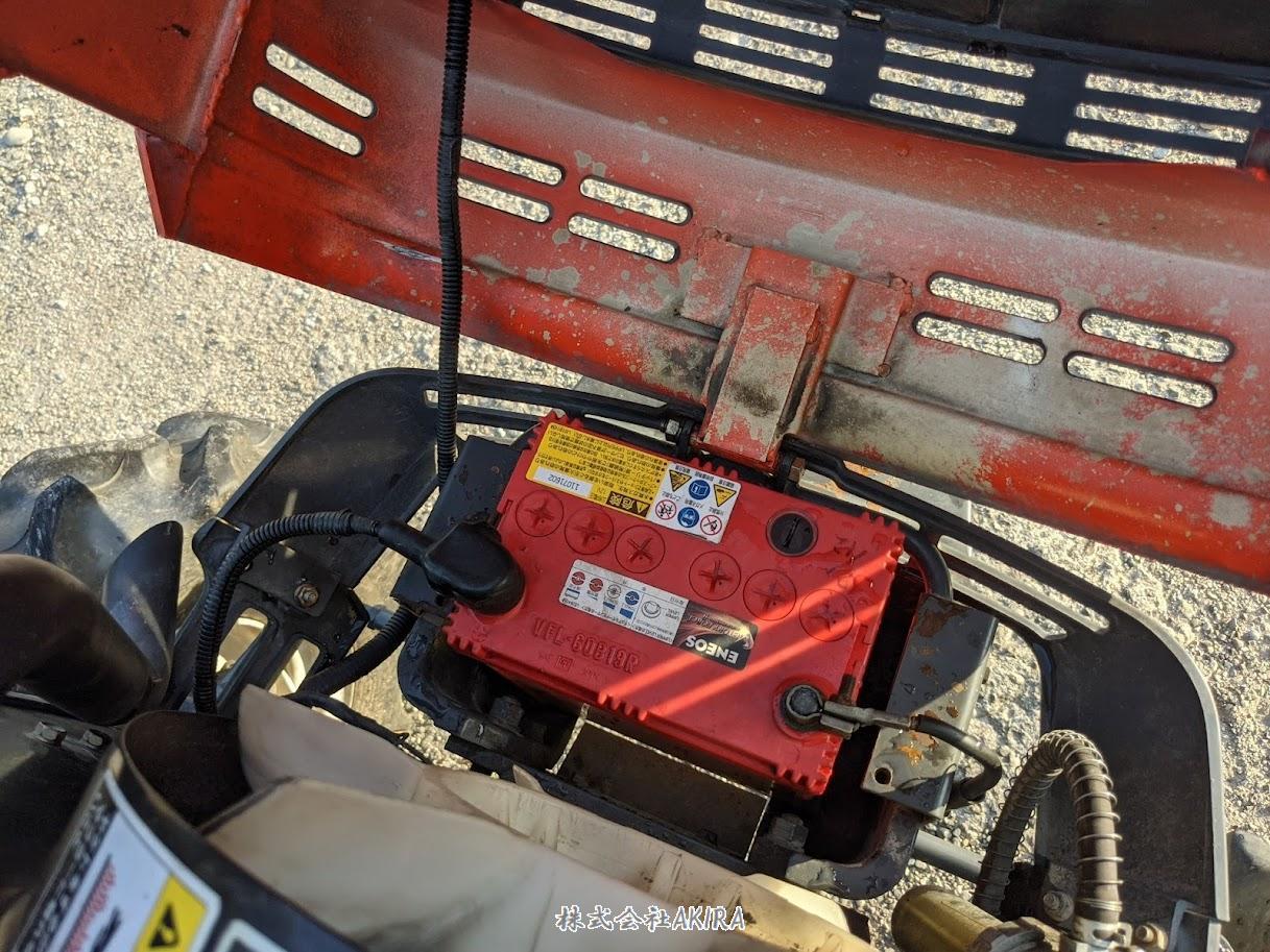 クボタ トラクター 14馬力 A-14 詳細
